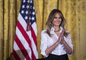 Mélania Trump, serait-elle en train de devenir une icône glamour ?