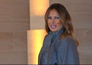 Melania Trump : son look nous étonne