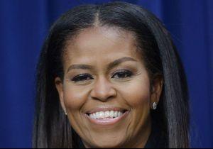 Michelle Obama fait sensation en robe Schiaparelli Haute Couture