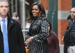 Michelle Obama ose cette tendance, et elle est sublime