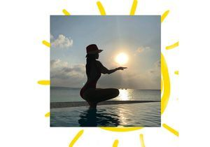 Nabilla aux Maldives : ultra sexy en bikini
