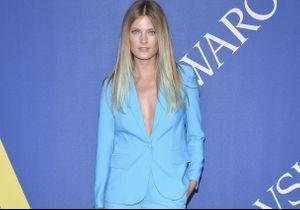 On veut le tailleur bleu de Constance Jablonski