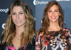 Ophélie Meunier et Laury Thilleman portent la même robe