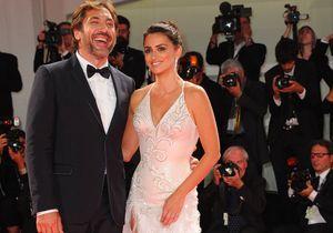Penélope Cruz - Javier Bardem : tapis rouge amoureux à la Mostra de Venise