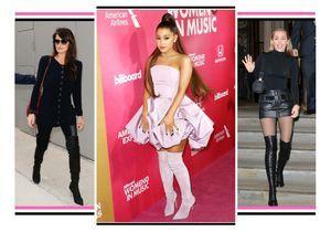 Penélope Cruz, Miley Cyrus, Ariana Grande : elles font monter le désir avec ces chaussures