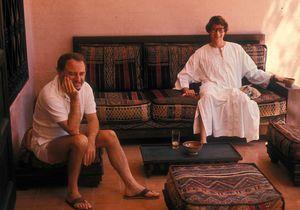 Pierre Bergé et Yves Saint Laurent : cinquante ans d'amour et de mode