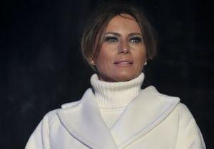 Pourquoi Melania Trump porte-t-elle un seul gant ?