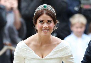 Princesse Eugenie : sa sublime robe de mariée