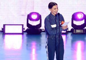 Quel message se cache derrière le look de Millie Bobby Brown aux Nickelodeon Kid's Choice Awards ?