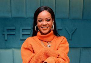 Rihanna : sublime dans cette robe venue des années 90
