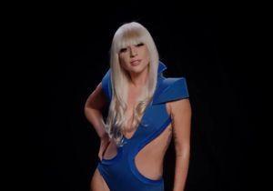 Robe en viande, Poker Face, A Star is Born… Lady Gaga revêt ses looks iconiques pour sensibiliser à la politique