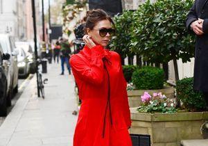 Victoria Beckham adopte la tendance robe du printemps