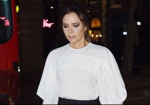 Victoria Beckham nous prouve que ces deux couleurs sont faites pour être associées