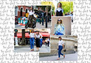16 pièces d'été à porter avec un tee-shirt blanc