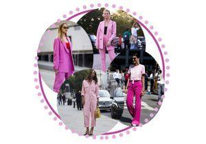 Comment s'habiller en rose sans rougir ?