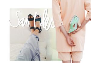 10 marques où dénicher de jolies sandales