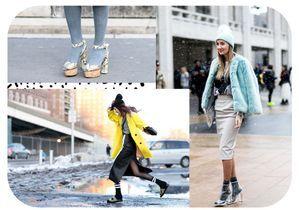 Comment porter les sandales d'hiver : 30 idées qui nous inspirent