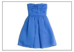 Comment porter la robe bustier ?