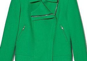Comment porter une veste verte ?