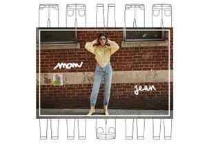 Comment porter le jean mom ?