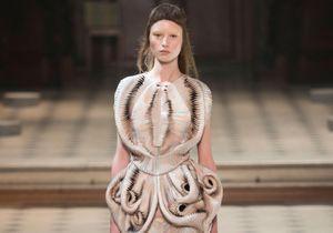Défilé Iris Van Herpen Haute Couture Automne-hiver 2016-2017