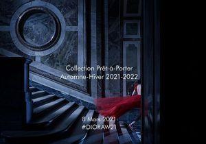 Suivez le défilé Dior en direct