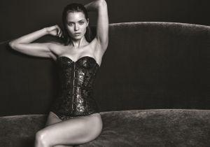 Agent Provocateur : Abbey Lee Kershaw, nouvelle égérie de la marque de lingerie
