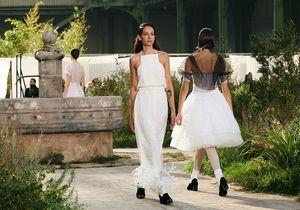 Amanda Sanchez, la silhouette sur laquelle se crée Chanel