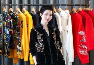 Angel Chen devient la première créatrice chinoise à collaborer avec H&M