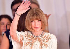 Anna Wintour, rédactrice en chef de Vogue US serait sur le point de quitter ses fonctions