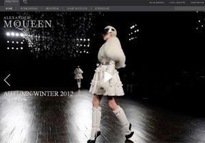 Alexander McQueen : un e-shop encore plus désirable