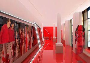 Alexandre Vauthier s'expose à la galerie Joyce