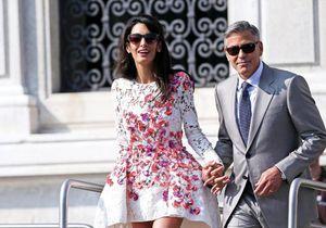 Amal Alamuddin : nouvelle coqueluche des couturiers