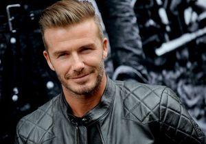 Après Victoria, David Beckham se lance dans la mode