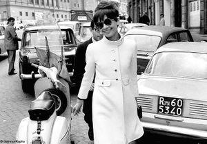"""""""Audrey à Rome"""" : un hommage au style mythique d'Hepburn"""