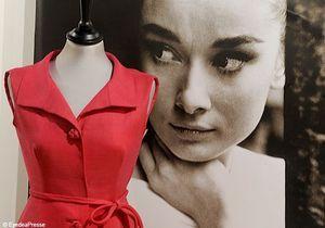 Audrey Hepburn : son dressing pour 300 000 euros !