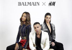 Balmain est le prochain créateur invité de H&M