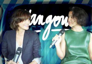 Best-of #ELLEFashionRide : Ines de la Fressange en tchat vidéo avec ses amis