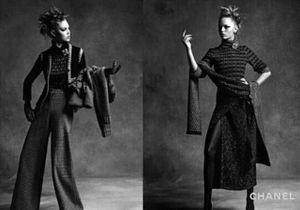Chanel : des mannequins dévoilent un aperçu de la campagne automne-hiver