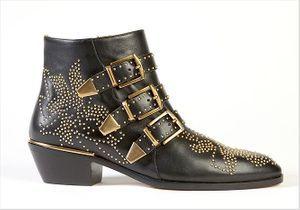 Chloé réédite ses boots cultes « Susan »