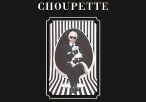 Choupette: le chat de Karl Lagerfeld top model et héroïne d'un livre