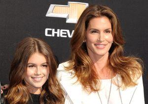 Cindy Crawford : à 13 ans, sa fille Kaia se lance dans le mannequinat