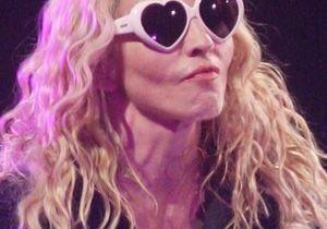 Collector : les lunettes Moschino de Madonna en vente