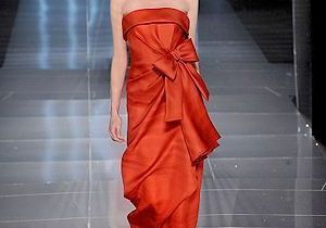 Coup d'envoi des défilés Haute Couture lundi à Paris !