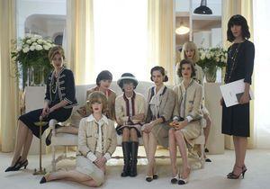 Dans les coulisses du film de Karl Lagerfeld pour Chanel