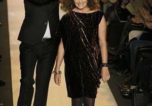 Diane von Furstenberg relooke l'hôtel Claridge's