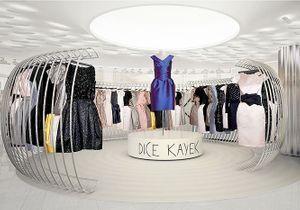 Dice Kayek aura son pop-up store aux Galeries Lafayette