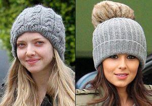 tout neuf b3c81 c8b2e Découvrez les plus jolis bonnets de la saison - Elle