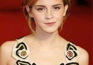 Emma Watson : styliste pour l'Unicef