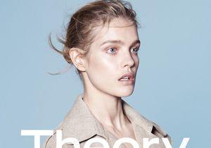 Exclu : Natalia Vodianova incarne le nouveau Theory